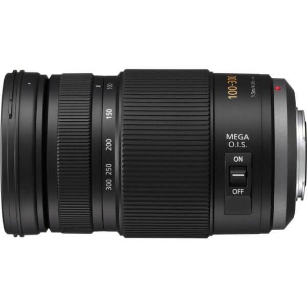 Panasonic Lens 100 300mm F4.0 5.6 MEGA OIS 2