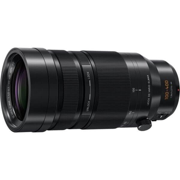 Panasonic Lens 100 400mm F4 6.3 ASPH. OIS Leica DG Vario ประกันศูนย์ 4