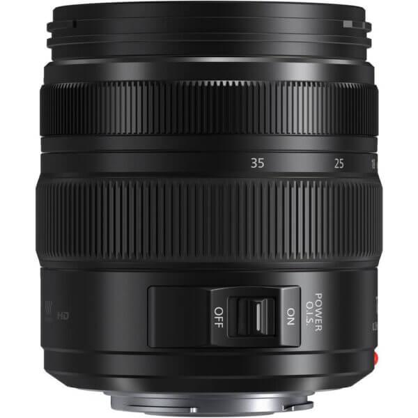 Panasonic Lens 12 35mm F2.8 II G X Vario ASPH OIS 2