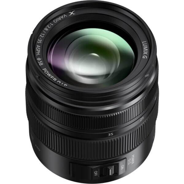 Panasonic Lens 12 35mm F2.8 II G X Vario ASPH OIS 4