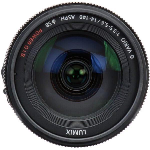 Panasonic Lens 14 140mm ASPH 5