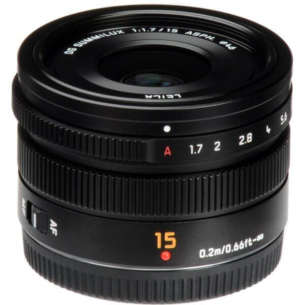 Panasonic Lens 15mm 2