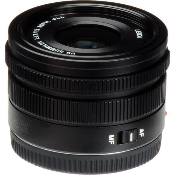 Panasonic Lens 15mm 4