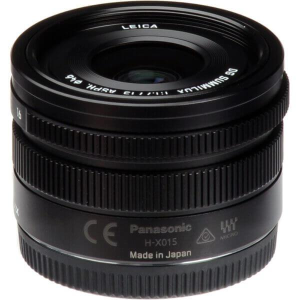 Panasonic Lens 15mm 5