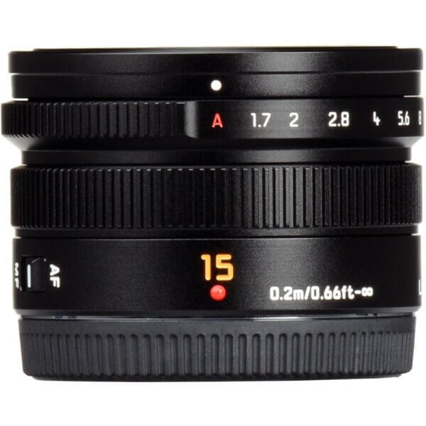 Panasonic Lens 15mm 7