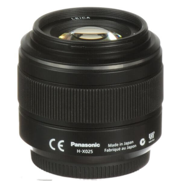 Panasonic Lens 25mm 4