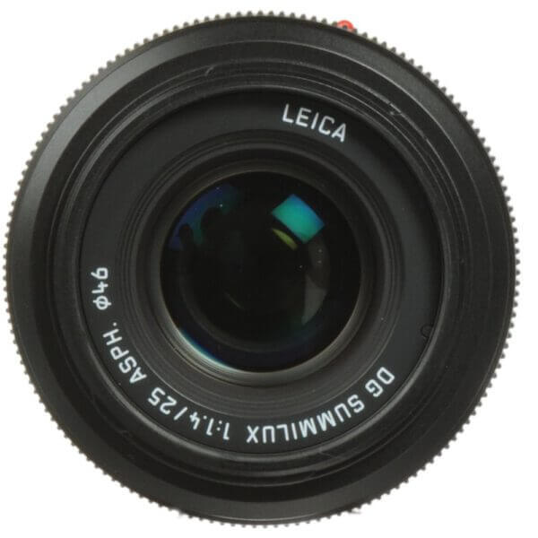 Panasonic Lens 25mm 5