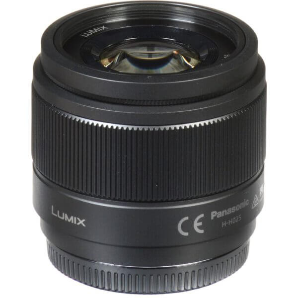 Panasonic Lens 25mm BLK 11
