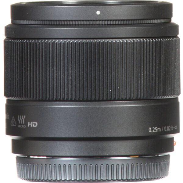 Panasonic Lens 25mm BLK 6