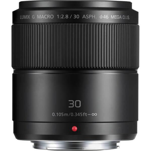 Panasonic Lens 30mm 3