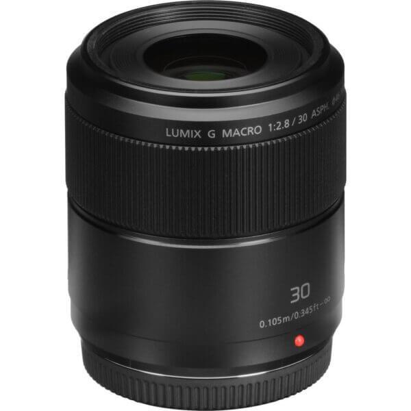 Panasonic Lens 30mm 8
