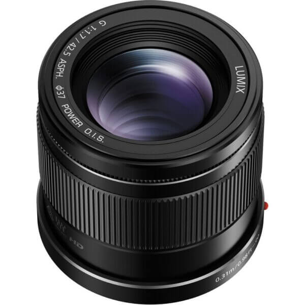 Panasonic Lens 42.5mm 2