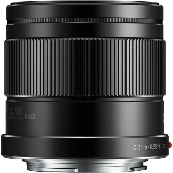 Panasonic Lens 42.5mm 4