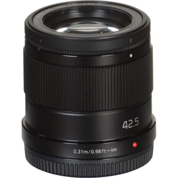 Panasonic Lens 42.5mm Leica 11