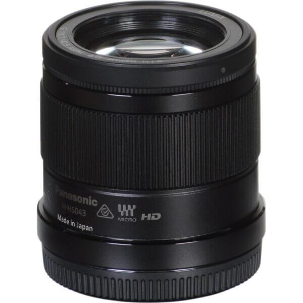 Panasonic Lens 42.5mm Leica 12