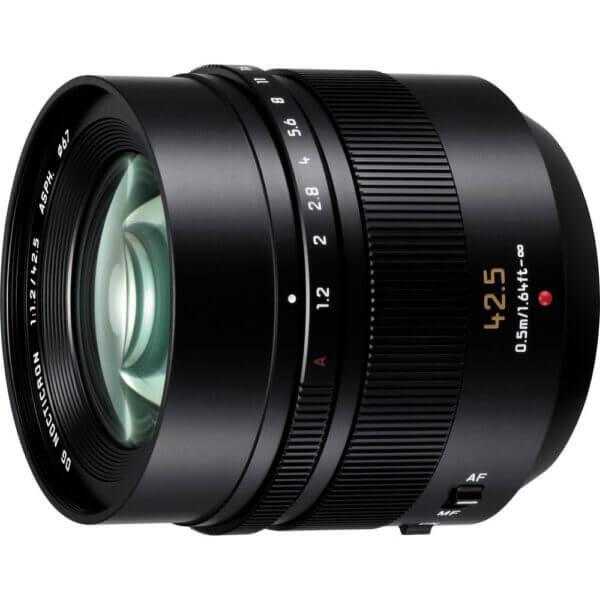 Panasonic Lens 42.5mm Leica 2