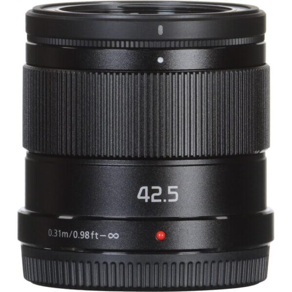 Panasonic Lens 42.5mm Leica 5