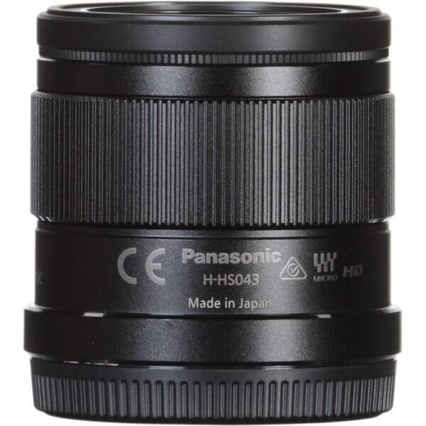 Panasonic Lens 42.5mm Leica 7