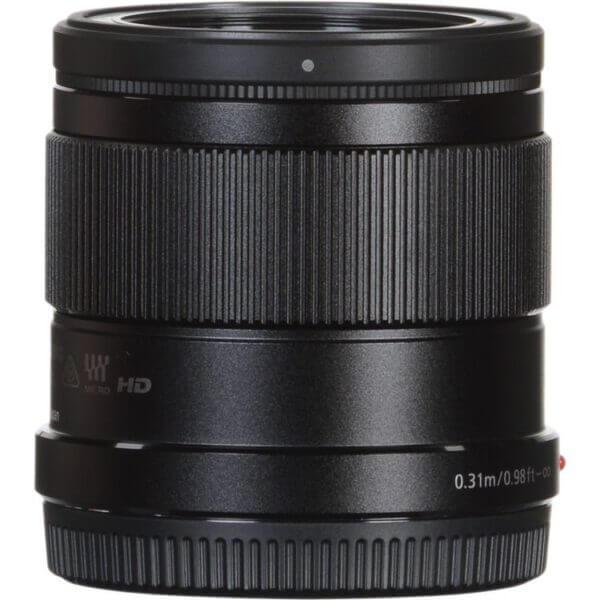 Panasonic Lens 42.5mm Leica 8