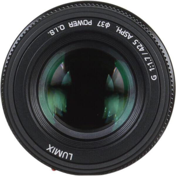 Panasonic Lens 42.5mm Leica 9