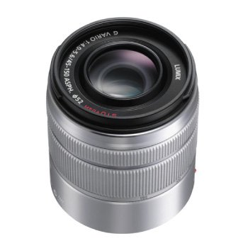 Panasonic Lens 45 150mm f4.0 5.6 Lumix G Vario Silver 4
