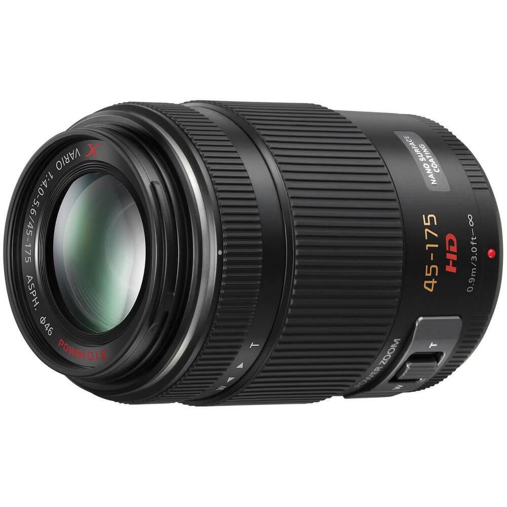 Panasonic Lens 45 175mm F4 5.6 Lumix G 1