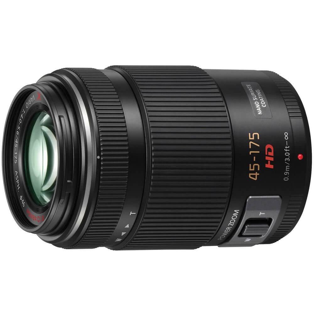 Panasonic Lens 45 175mm F4 5.6 Lumix G 2