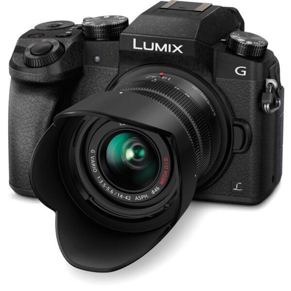 Panasonic Lumix DMC G7KGC 2