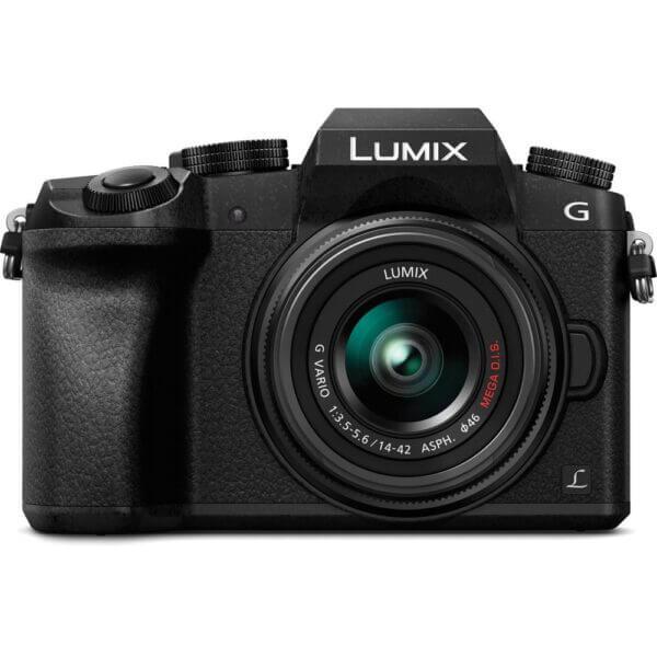 Panasonic Lumix DMC G7KGC 3