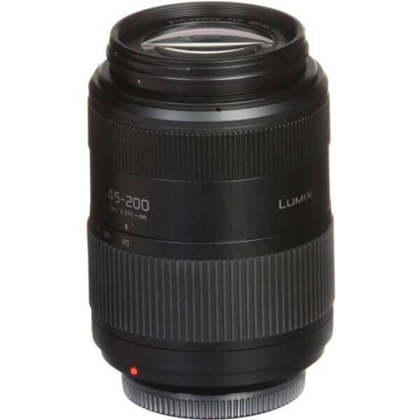 Panasonic Lumix G Vario 45 200mm f4 5.6 II POWER 11