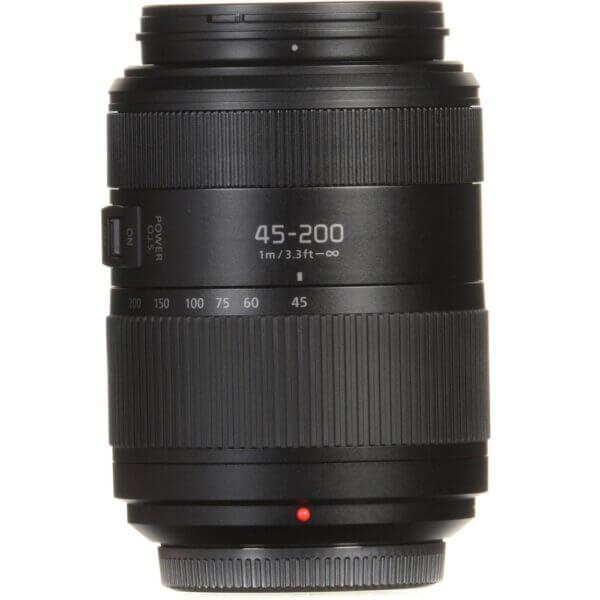 Panasonic Lumix G Vario 45 200mm f4 5.6 II POWER 5