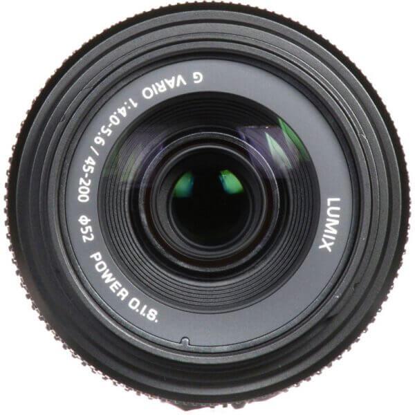 Panasonic Lumix G Vario 45 200mm f4 5.6 II POWER 9