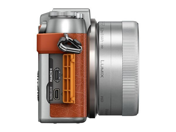 Panasonic Lumix DMC GF8 L 3