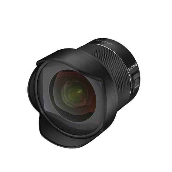 Samyang Auto Focus 14mm F2.8 for Canon E 2 1
