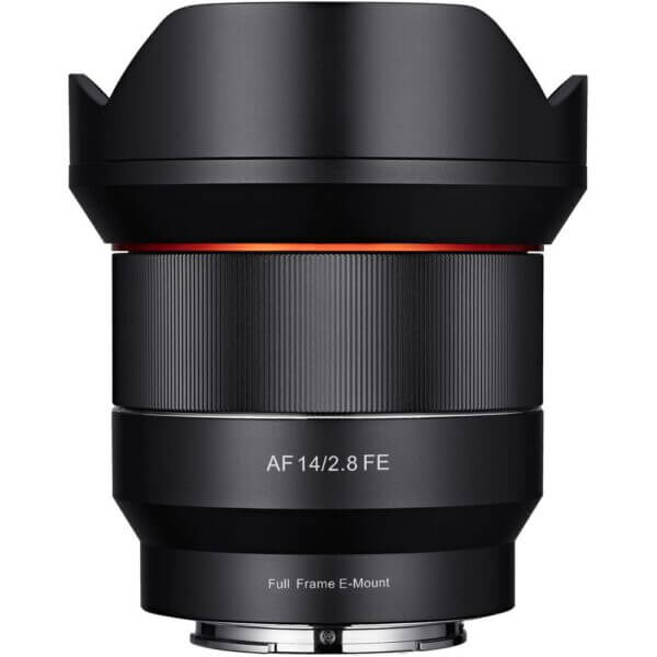 Samyang Auto Focus 14mm F2.8 for Sony Emount 3
