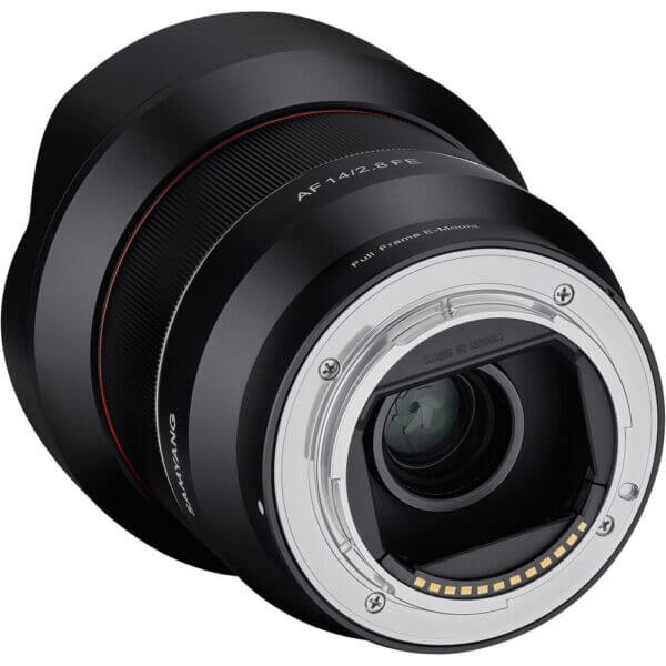 Samyang Auto Focus 14mm F2.8 for Sony Emount 5