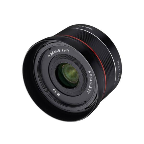 Samyang Auto Focus 24mm F2.8 for Sony FEMount