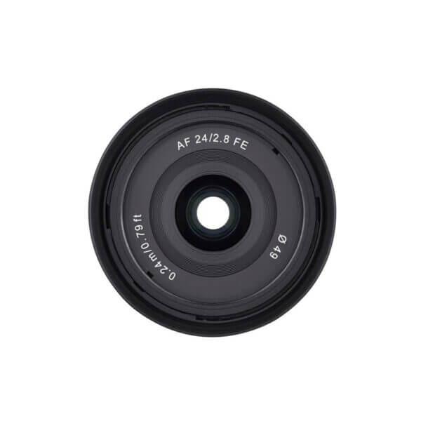 Samyang Auto Focus 24mm F28 for Sony FEMount