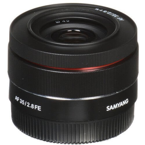 Samyang Auto Focus 35mm F2.8 for Sony FE Mount 2