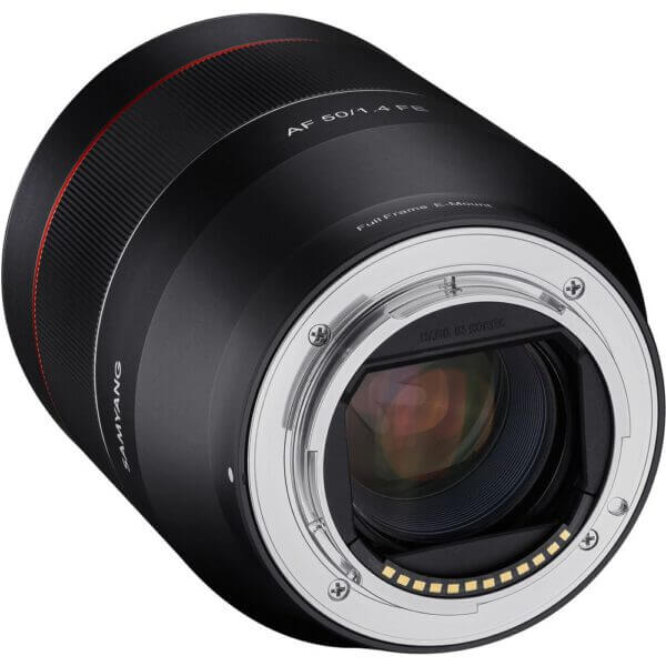 Samyang Auto Focus 50mm F1.4 for Sony FEMount 4