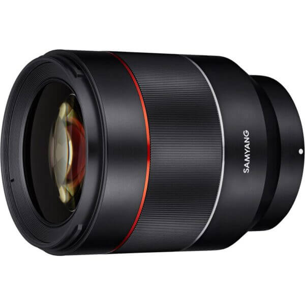 Samyang Auto Focus 50mm F1.4 for Sony FEMount 5