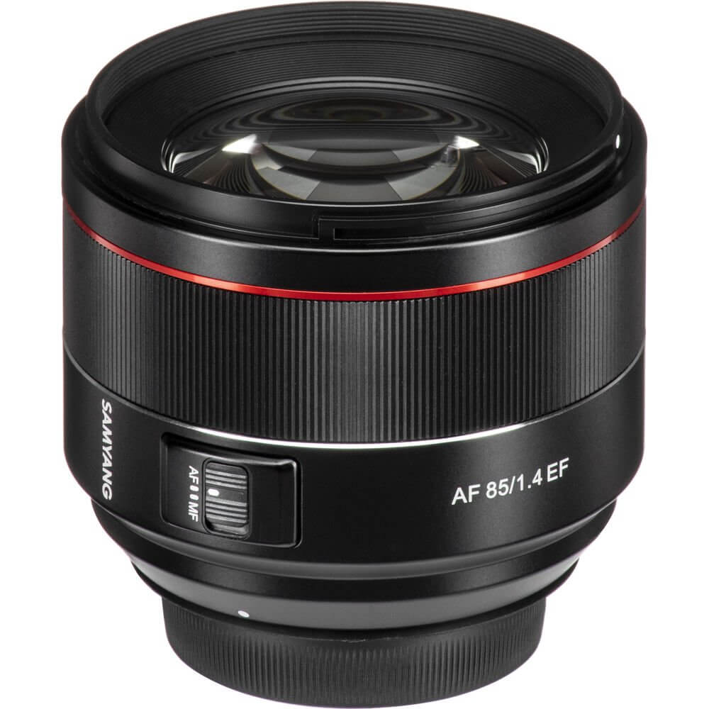 Samyang Auto Focus 85mm F1.4 for Canon EF (2)