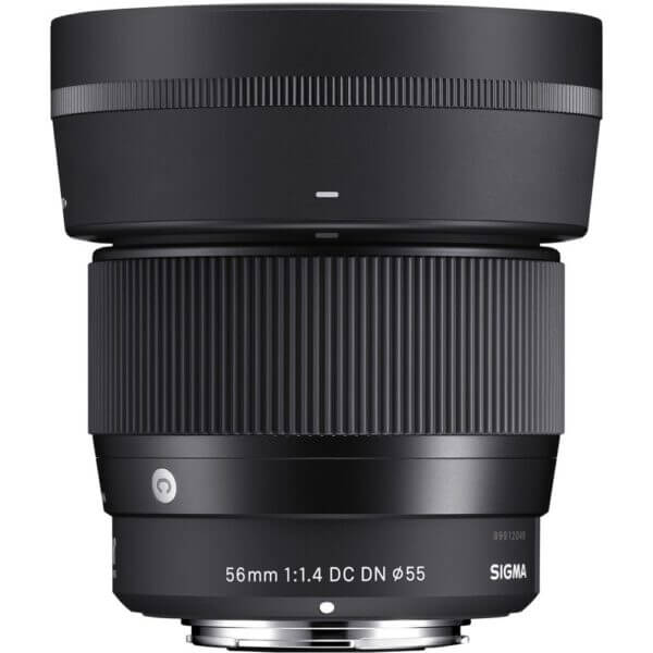 Sigma 56mm f1.4 C DC for Micro Four Thirds ประกันศูนย์ 1