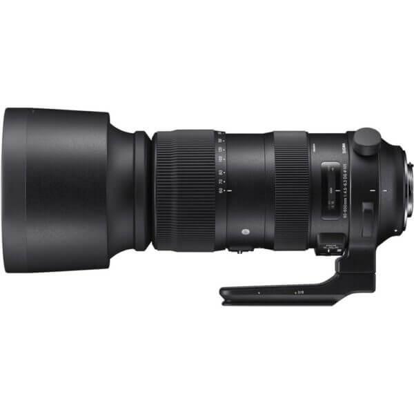 Sigma Lens 60 600mm S F4.5 6.3 DG OS HSM 2