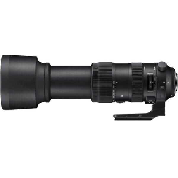 Sigma Lens 60 600mm S F4.5 6.3 DG OS HSM 3