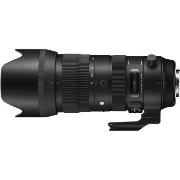 Sigma Lens 70 200mm F2.8 S DG OS HSM for Canon 2