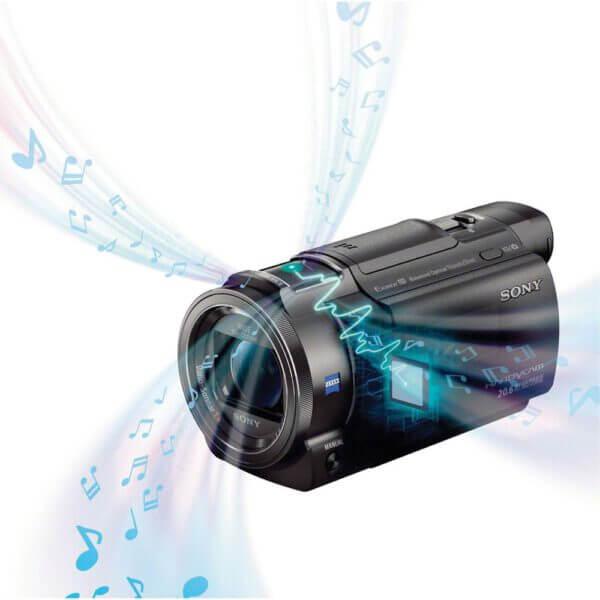 Sony Handycam FDR AX33 Black 12