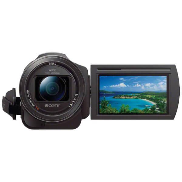 Sony Handycam FDR AX33 Black 3