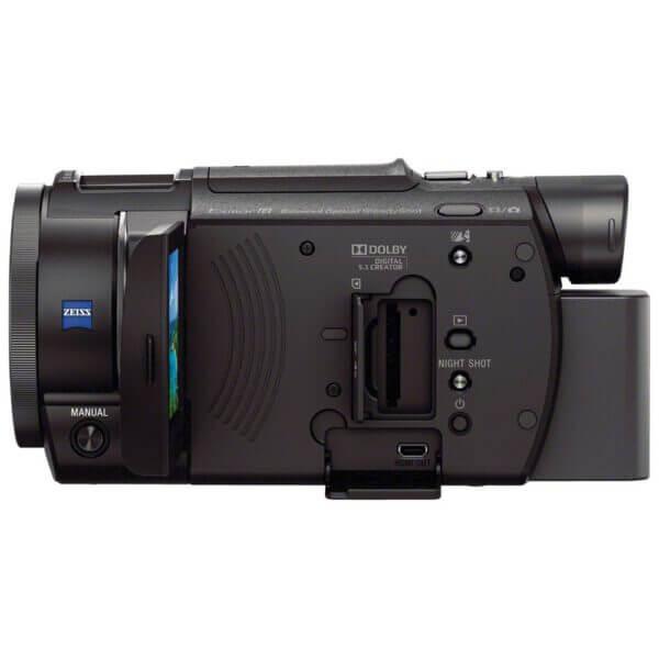 Sony Handycam FDR AX33 Black 5