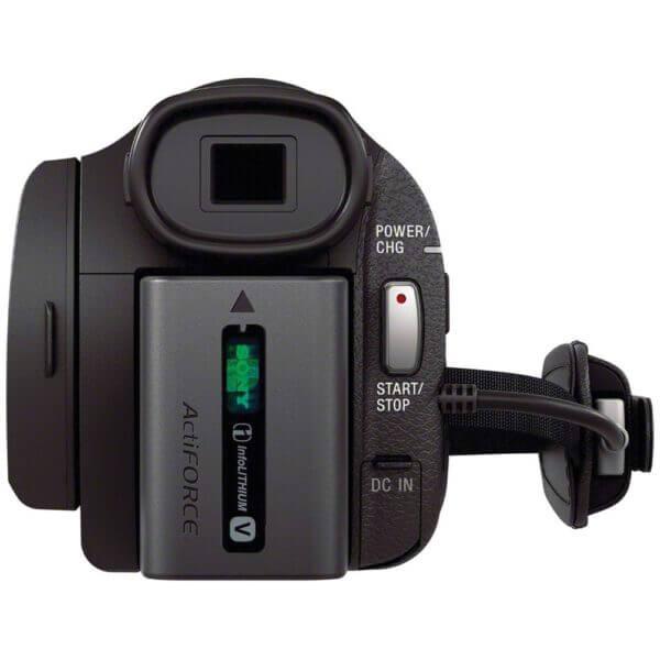 Sony Handycam FDR AX33 Black 7